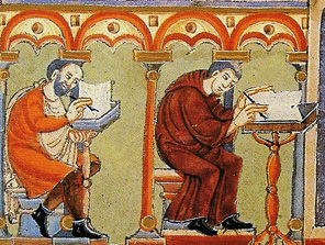 Echternach Scribes c. 1040