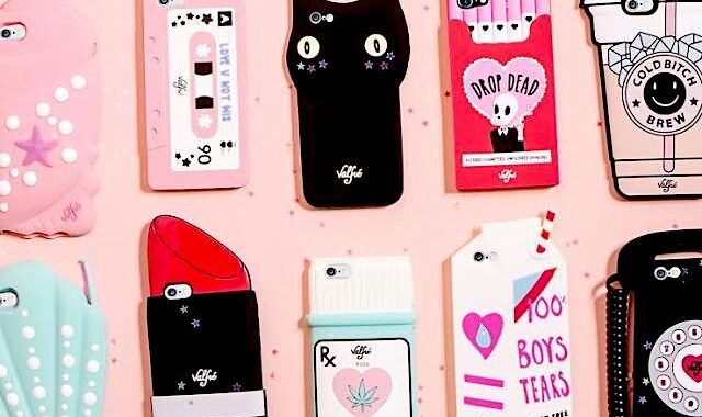 Designer Phone Coverings